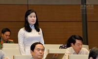Parlamento vietnamita aborda Ley de Turismo