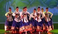 Inaugurado Festival Internacional de Danza 2017 en la provincia norteña de Ninh Binh