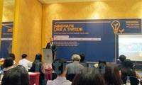 """Vietnam promueve el Concurso nacional """"Creatividad como los suecos"""""""