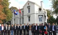 Ciudad Ho Chi Minh afianza la cooperación agrícola con Holanda