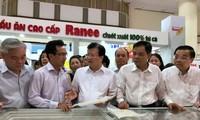 Vietnam apoya el desarrollo del mercado nacional de productos acuíferos