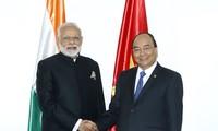 Vietnam y la India abogan por impulsar las relaciones de cooperación multisectorial