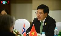Vietnam afianza la cooperación con Noruega e Irlanda