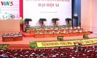 El Congreso de la Juventud Comunista Ho Chi Minh comienza la primera sesión