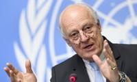 La ONU destaca el éxito del Congreso del Diálogo Nacional Sirio