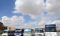 La ONU comienza a entregar ayuda humanitaria en suburbios de capital siria