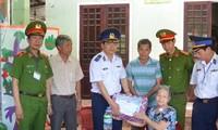 Vietnam fomenta la coordinación entre la Policía Marítima y los pescadores