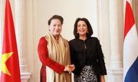 Vietnam y Holanda afianzan cooperación multisectorial
