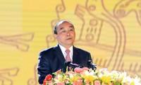 """Vietnam recibe el reconocimiento de la Unesco al canto """"bài chòi"""""""