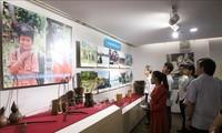 Exposición de fotos muestra transformaciones de parte central de Vietnam en 20 años