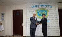 Embajador de Vietnam en Ucrania condecorado con Orden del Estado de Derecho y Justicia