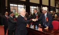 Partido Comunista de Vietnam conmemora los 70 años del sector de supervisión partidista