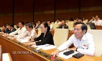 Parlamento de Vietnam aprueba importantes proyectos judiciales sobre amnistía y Policía Marítima