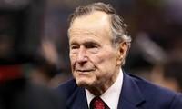 """Estados Unidos prepara para el funeral de Bush """"padre"""""""