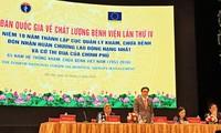 Vietnam por mejorar calidad de la atención médica