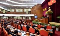 Comienza noveno pleno del Comité Central del Partido Comunista de Vietnam