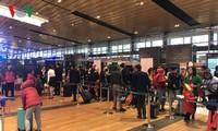 Pasajeros muestran satisfacción con servicios del aeropuerto internacional de Van Don