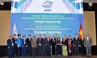 Diplomacia parlamentaria, factor clave para el avance de Vietnam en 2018