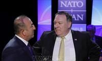Turquía y Estados Unidos debaten sobre el tema de Siria