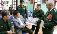 Provincia de Lai Chau revisa lucha por la defensa de la frontera norteña