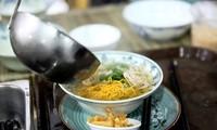Comidas vietnamitas atraen el gusto de periodistas extranjeros