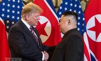 Estados Unidos y Corea del Norte cumplen la segunda jornada de trabajo en Hanói