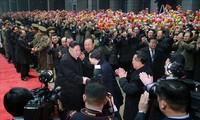 Líder norcoreano regresa a Pyongyang después de la visita a Vietnam