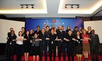 Finaliza la XI reunión a medio término de la Asean sobre la seguridad marítima