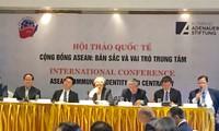 Vietnam preside la conferencia sobre la preservación de la identidad y el rol de la Asean