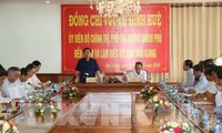 Vicepremier vietnamita orienta el desarrollo de zona meridional