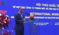 Vietnam por mejorar la asociación público-privada