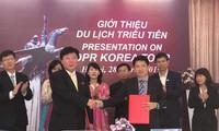 Presentan en Vietnam recorridos turísticos por Corea del Norte