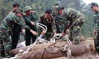 Vietnam sigue en camino de superar consecuencias de explosivos quedados de guerra