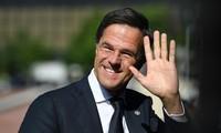 Primer ministro neerlandés comienza su visita de trabajo a Vietnam