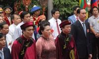 Vietnam celebra rito oficial en homenaje a los reyes fundadores del país
