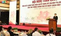 Vietnam promueve el movimiento de aliento a la lectura