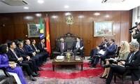 Vietnam y Brasil consolidan nexos parlamentarios