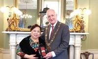 Hanói fortalece cooperación con Irlanda y Reino Unido