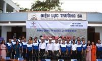 Vietnam impulsa el suministro de electricidad al archipiélago de Truong Sa