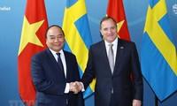 Suecia apoya la pronta firma de acuerdos entre Vietnam y la Unión Europea