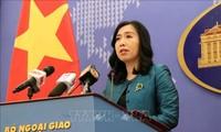 Reunión ordinaria de la Cancillería de Vietnam aborda temas críticos
