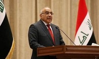 Iraq se compromete a respaldar la estabilización del Oriente Medio