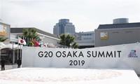 Retos planteados en la Cumbre del G20 en Japón