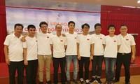 Estudiantes de Vietnam competirán en la Olimpiada Internacional de Matemáticas 2019