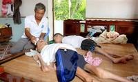 Vietnam lanza campaña de apoyo a víctimas de dioxina