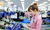 Crecen exportaciones de teléfonos y repuestos de Vietnam