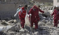 Bombardeos de coalición contra los hutíes se cobran más de 100 vidas