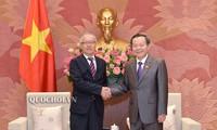 JICA apoya el desarrollo de Vietnam