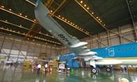 Debuta empresa mixta Vietnam-Singapur en mantenimiento de aeronaves