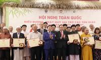 Vietnam enaltece aportes de comunidades religiosas al enfrentamiento del cambio climático
